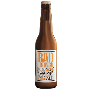 Bad brewer amber ale