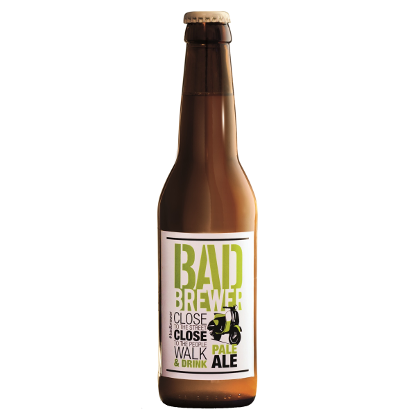 Bad brewer pale ale