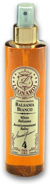 Balsamico bianco spray