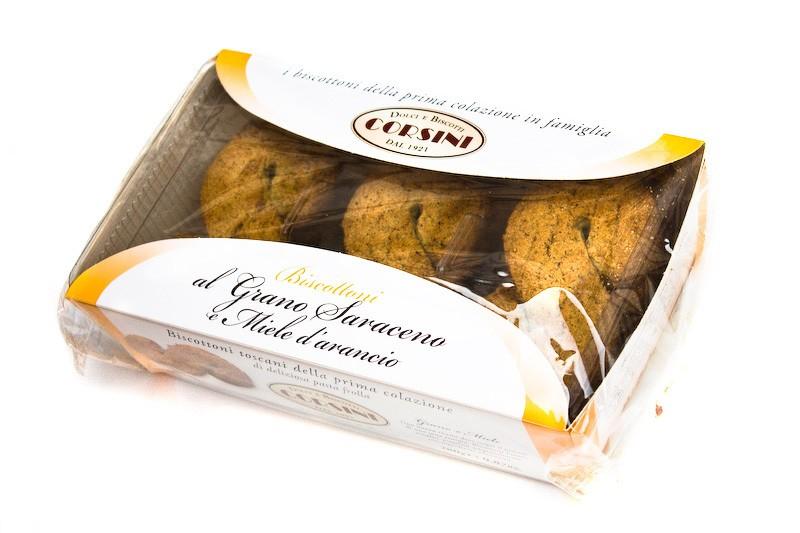 Biscottone Grano Saraceno