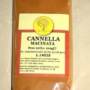 Cannella macinata