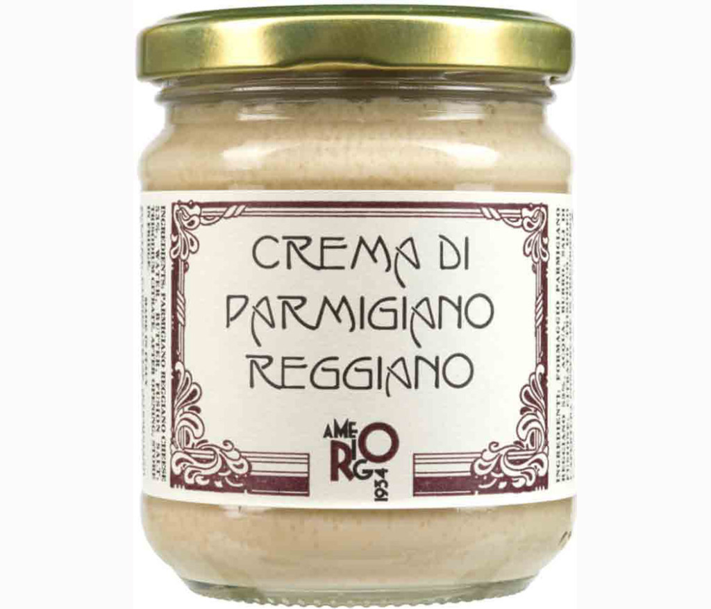 Crema Parmigiano Reggiano