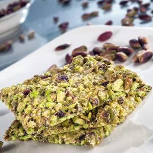 Croccantini al pistacchio