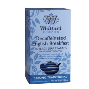 Decaffeinated English breakfast