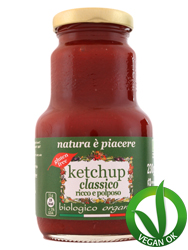 Ketchup Classico Vegano