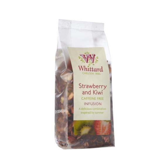 Strawbwerry & kiwi